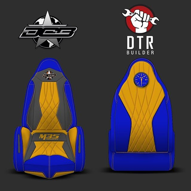 Recently the crew at DTR Builder has teamed up with DCB Performance Boats. The DTR builder does more than just motorcycles! Check out our latest project! #dcbracing #dcb #dtr #dtrbuilder #configurator