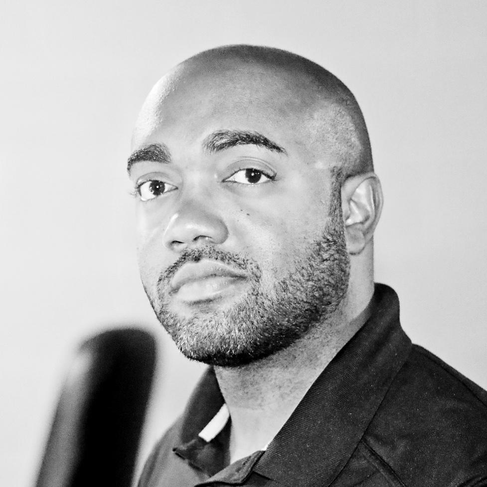 Omar Jeffries Portrait