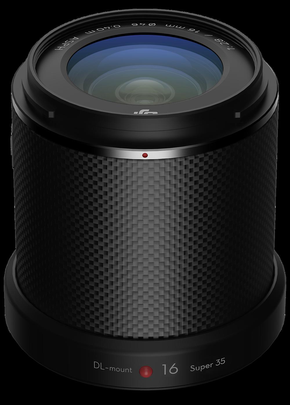 16 mm F2.8