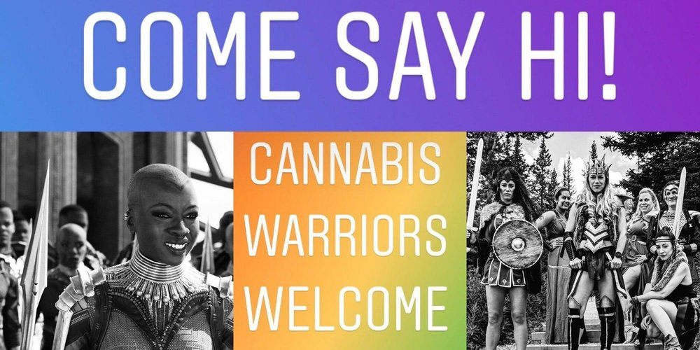 RSVP to Girls Night Out! - Come & network with other strong female forces in the cannabis industry! Perhaps, this is the start of something magical!