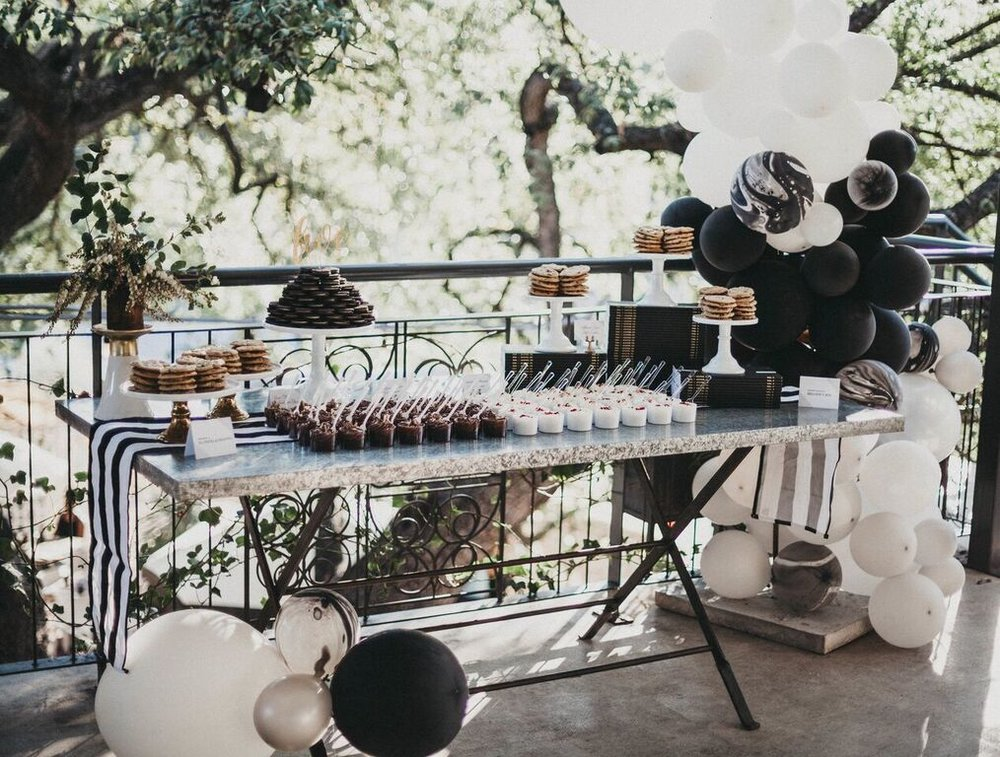 MaggieGentry interviews Melody DeMaris of Melody's Joy where she shares how she helps people celebrate well with beautifully designed dessert tables.