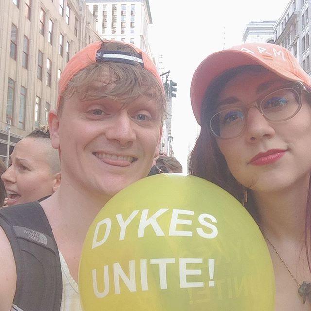 Dyke March!