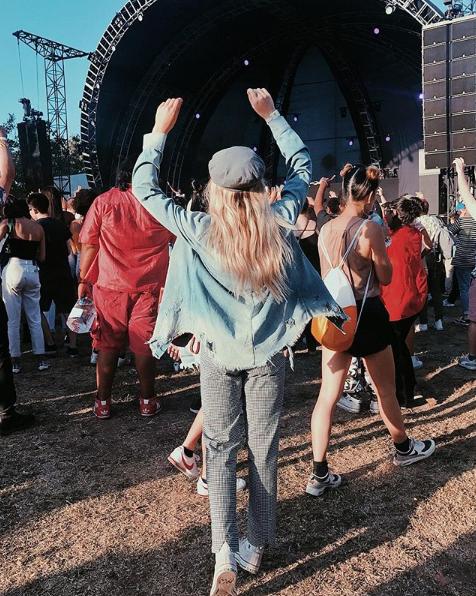 Hudson Jeans x FYF Music Festival