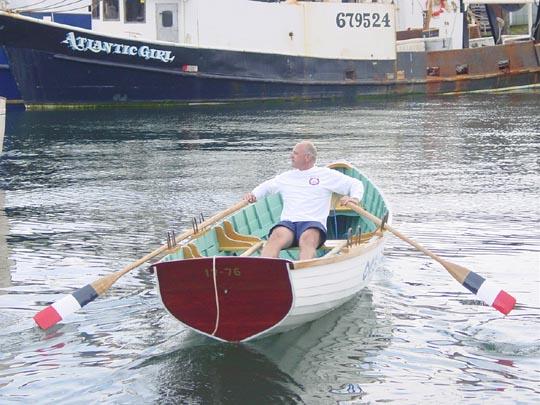 1976 Ocean City Life Boat
