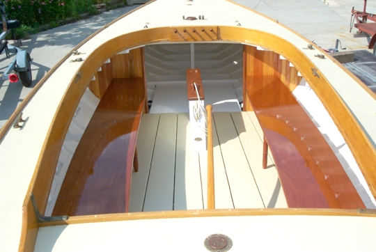 1915 Herreshoff Buzzard Bay 15