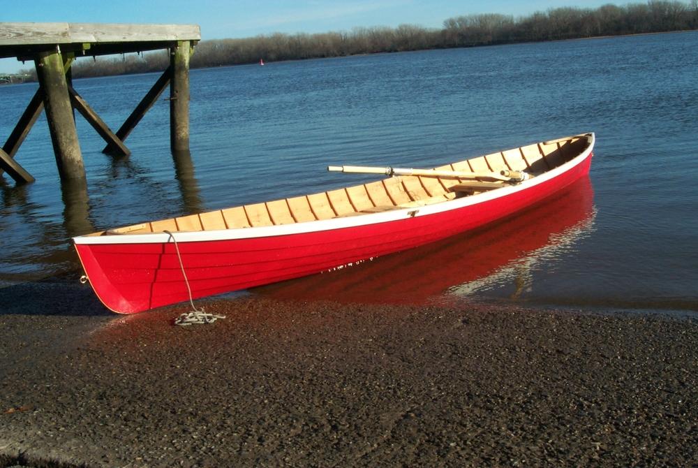 L. Francis Herreshoff Rowboat