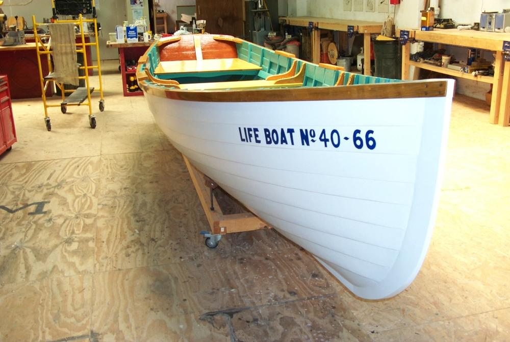 1966 Ocean City Life Boat