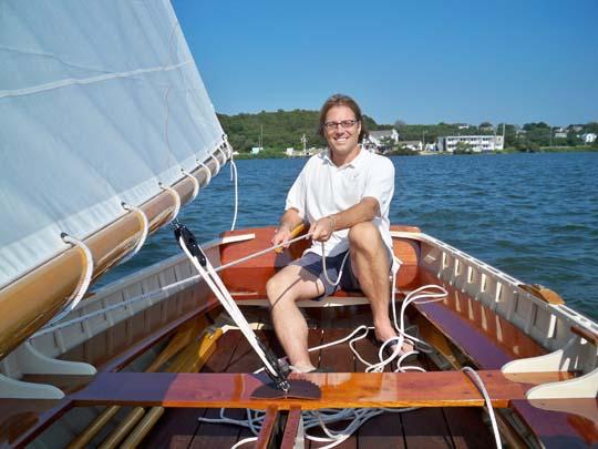 Moore Reach Boat
