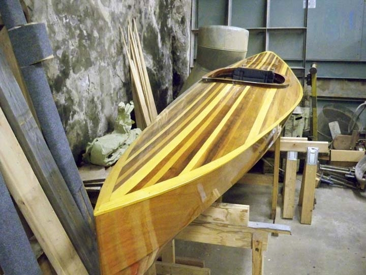 Chesapeake Light Craft Wood Duck 12 Hybrid Kayak