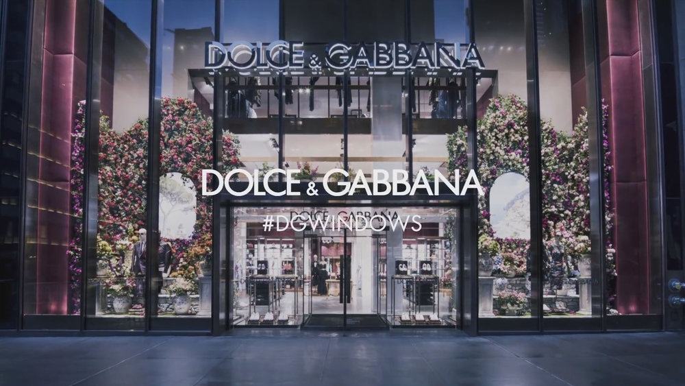 24e106deae Take a look at the making of the window displays in New York's 5th Avenue  boutique, a true reflection of Mediterranean brilliance.