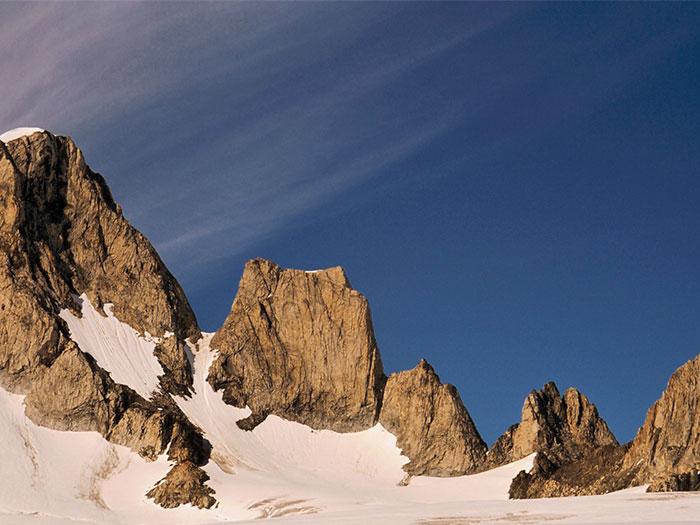 Schweizerland Mountains
