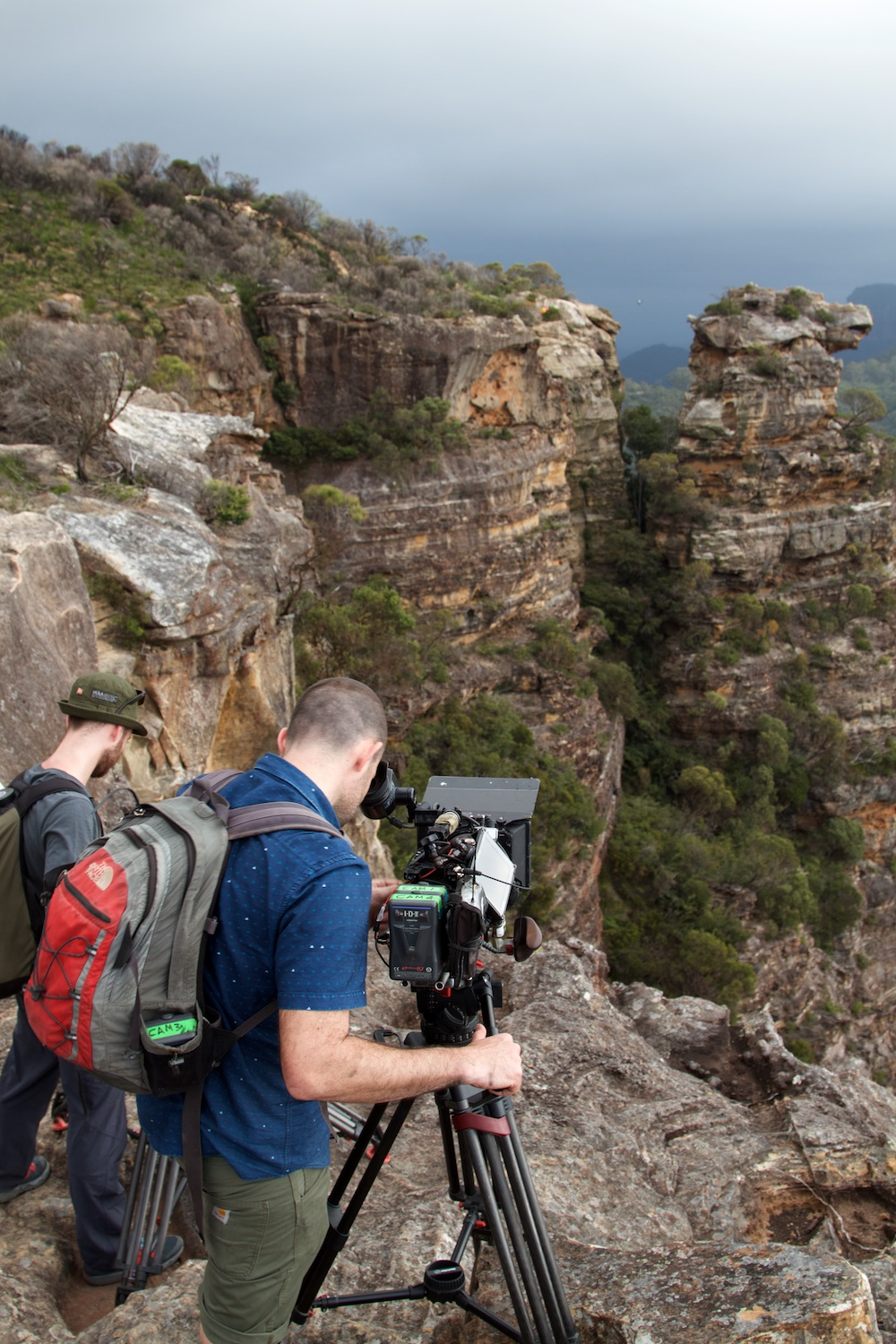 Blue Mountains film production