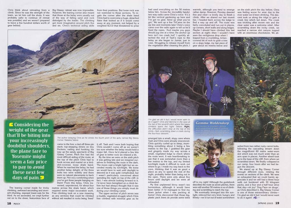 Rock magazine, Oct-Dec 2005, part 2