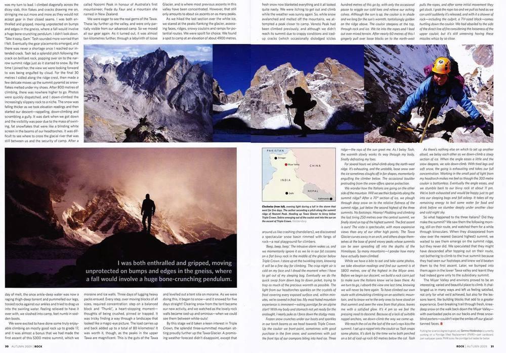 Rock magazine, Apr-June 2009, part 2