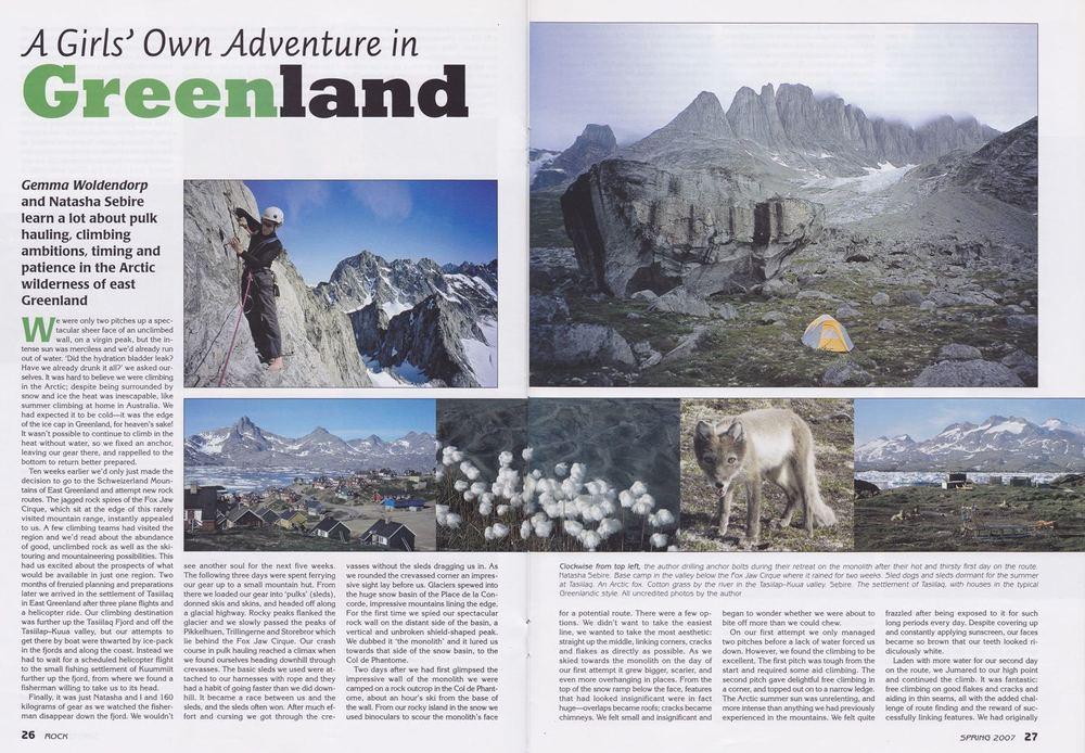 Rock magazine, Oct-Dec 2007, part 1