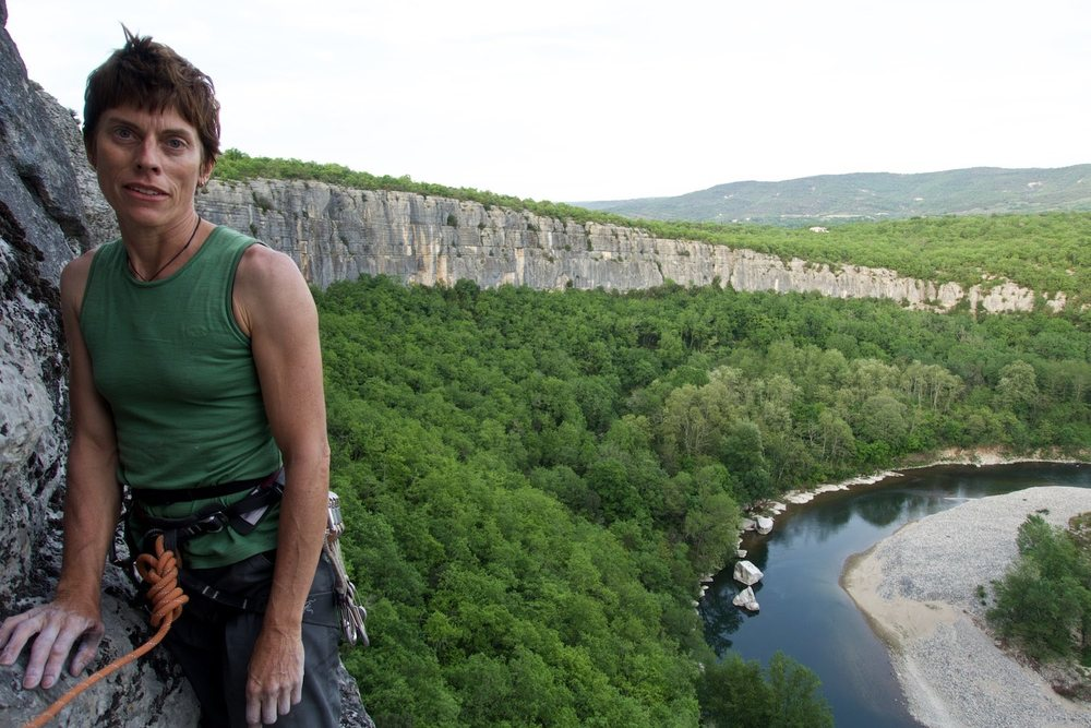 So much cliffline at Gorge de l'Ardeche