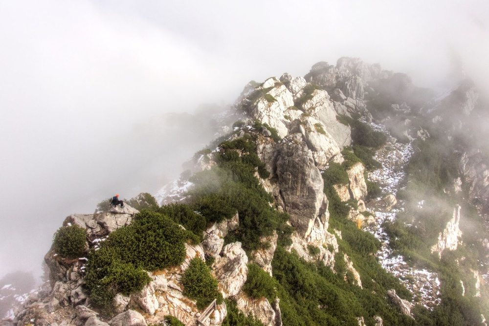Hike up to the Eagle's Nest, Berchtesgarden, Bavarian Alps