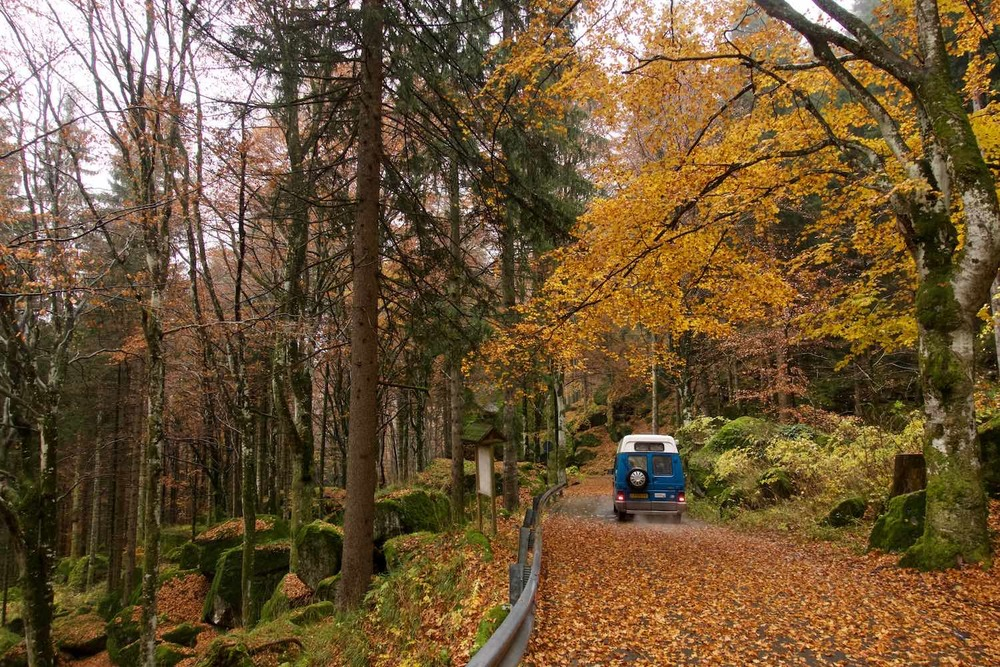 Val Masino, Italy