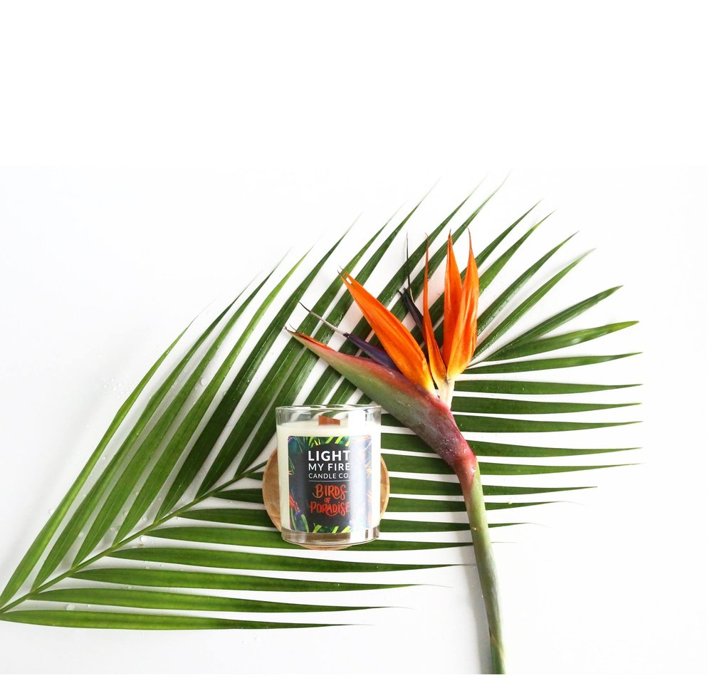 LIGHT MY FIRE CANDLE CO