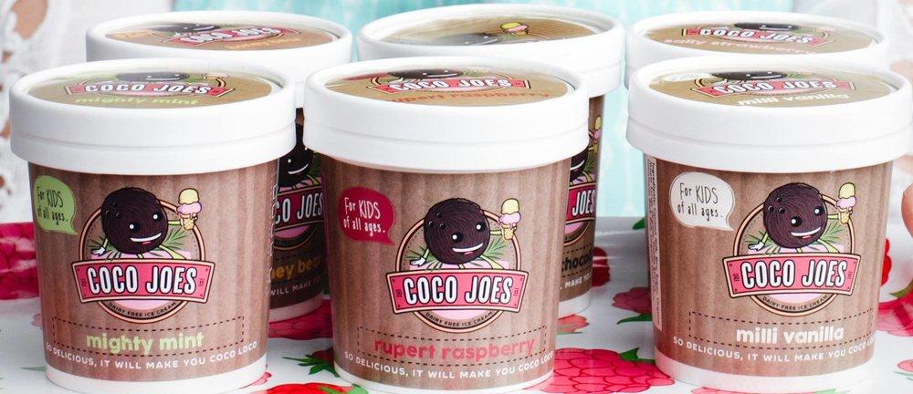 COCO JOES ICE CREAM