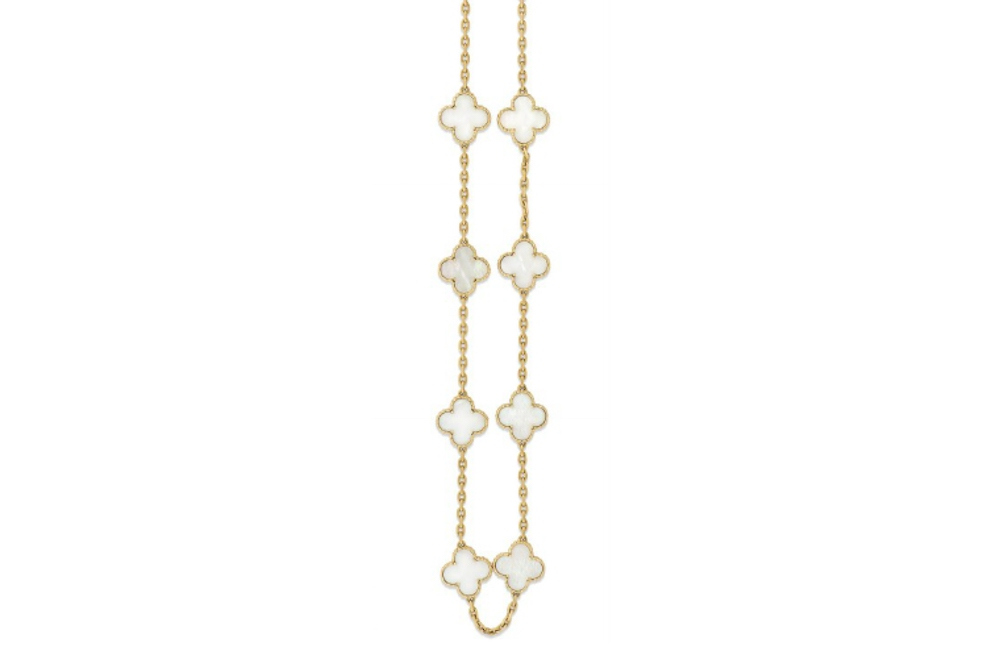 Van Cleef & Arpels Alhambra Necklace