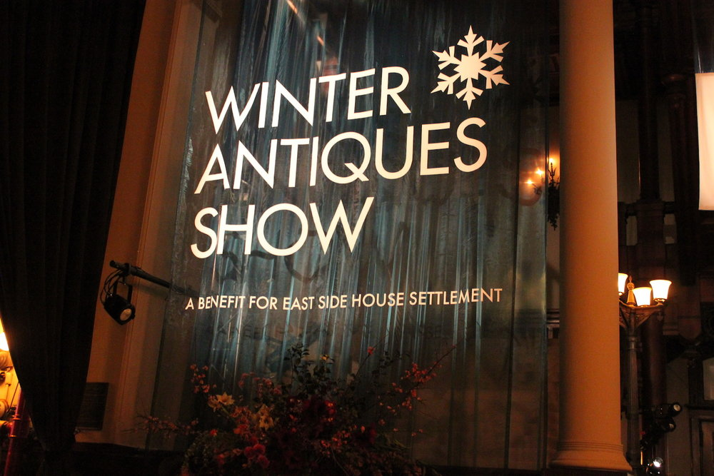 Winter Antiques Show 2017 Entrance.JPG