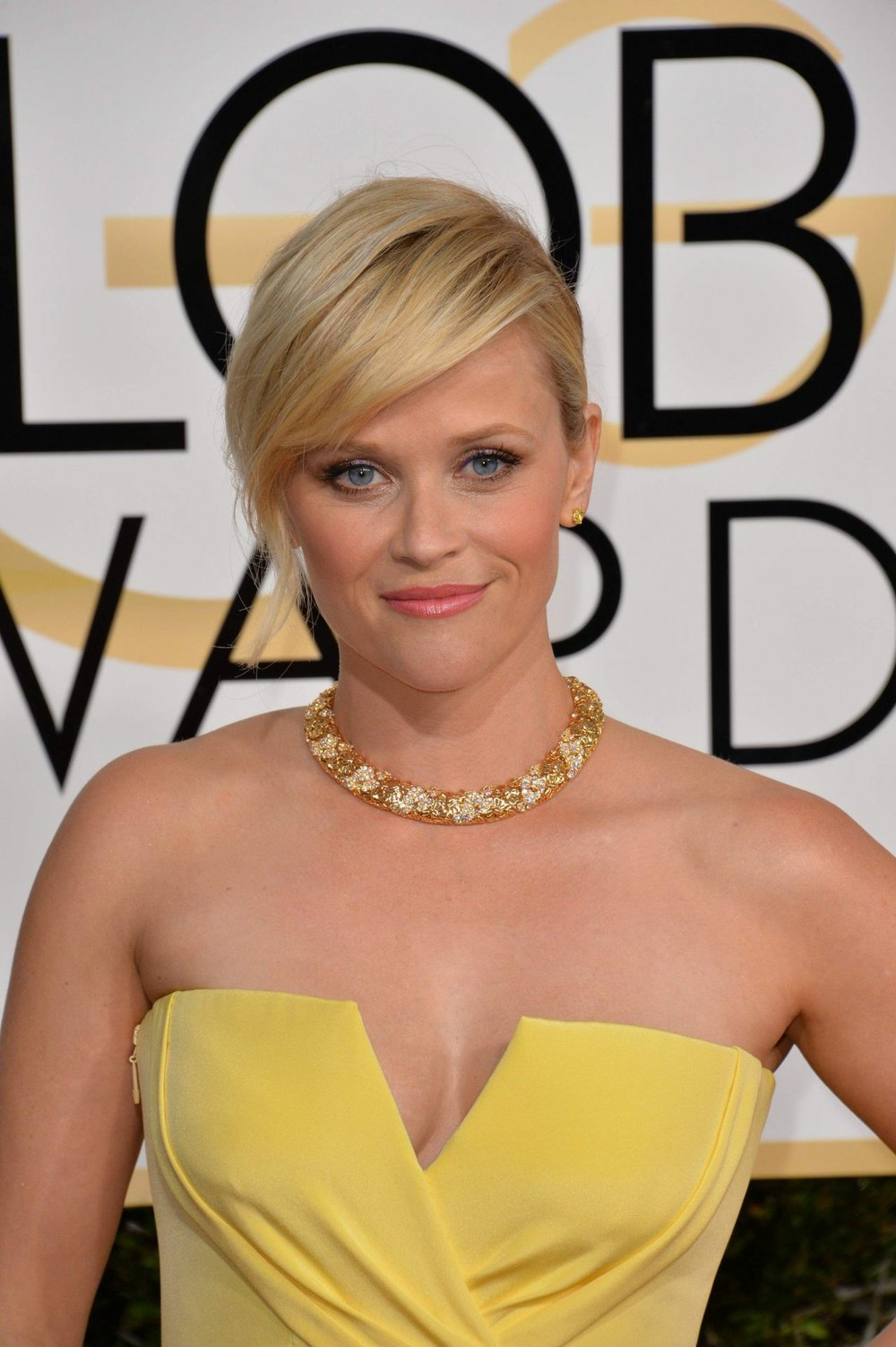 Reese Witherspoon in Tiffany & Co.