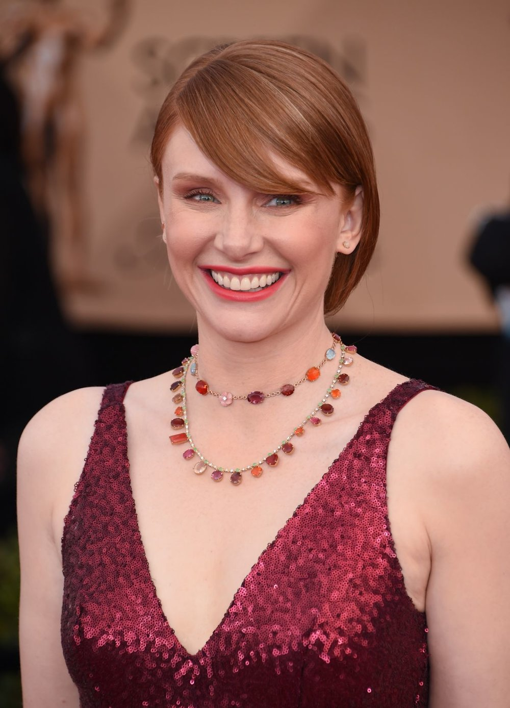 Bryce Dallas Howard in Irene Neuwirth.