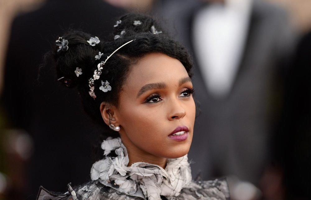 Janelle Monae in Chanel.