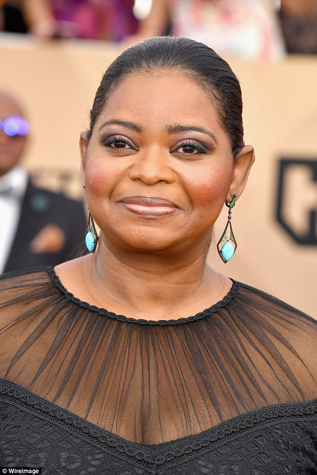 Octavia Spencer in Jacob & Co.