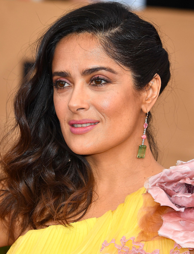 Salma Hayek in Irene Neuwirth.