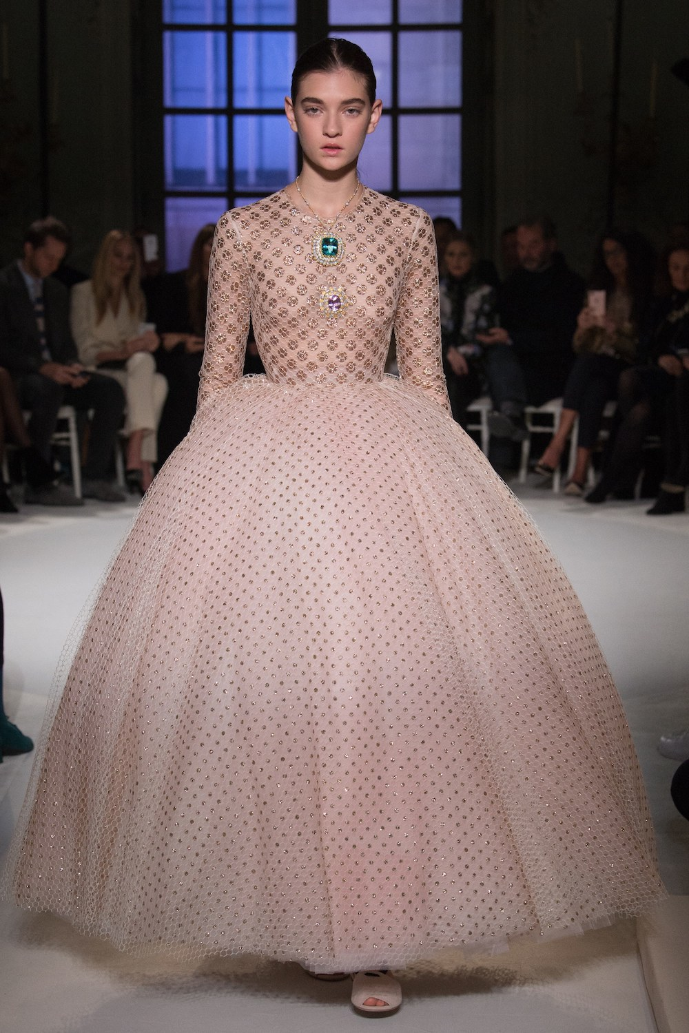 Buccellati for Giambattista Valli