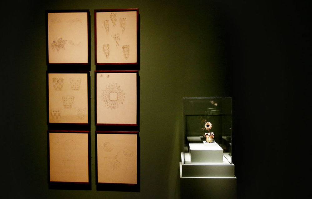 The Rachel Lambert Mellon Collection of Jean Schlumberger at the Virginia Museum of Fine Arts. (VMFA/Alexa Welch Edlund)