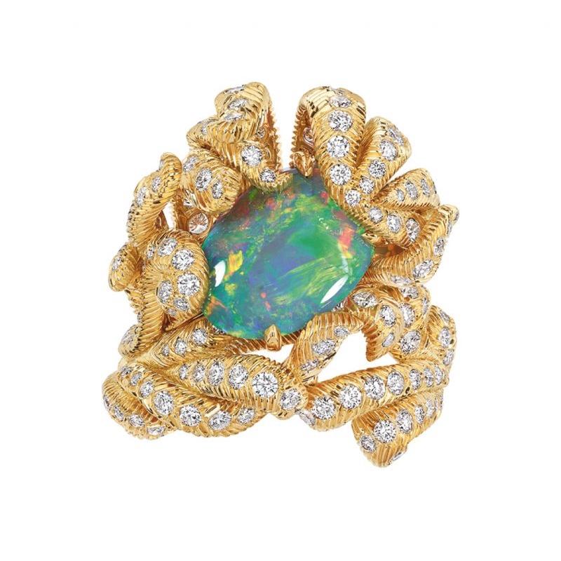 Dior et dOpales Black Opal Petit Panache Ring.jpg