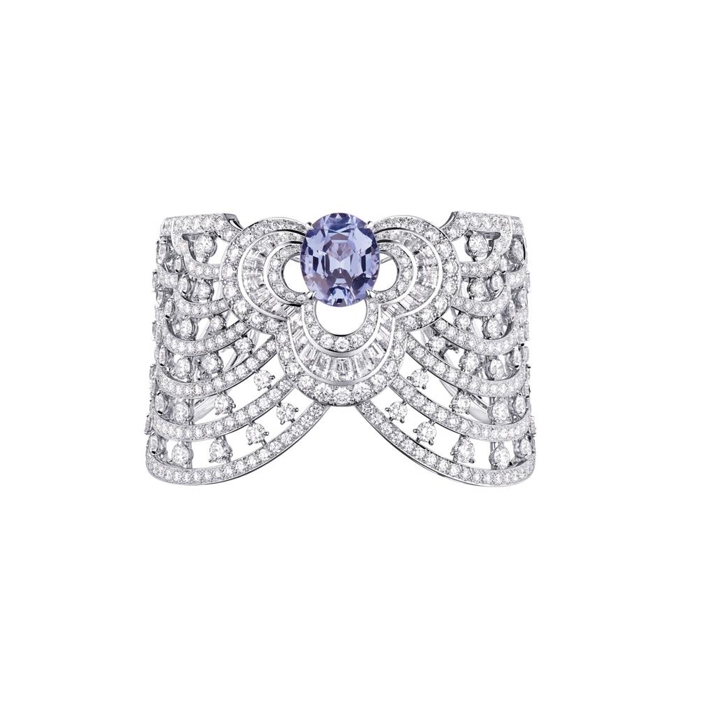 Louis Vuitton Blossom Cuff Bracelet January 2017.jpg