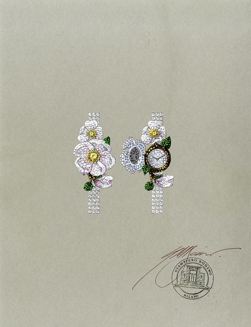 Gouache Giampiero Bodino Primavera Secret Watch.jpeg