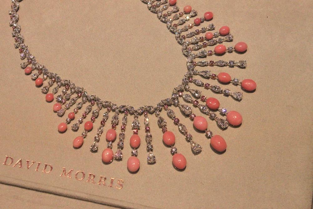 David Morris Conch Pearl Necklace