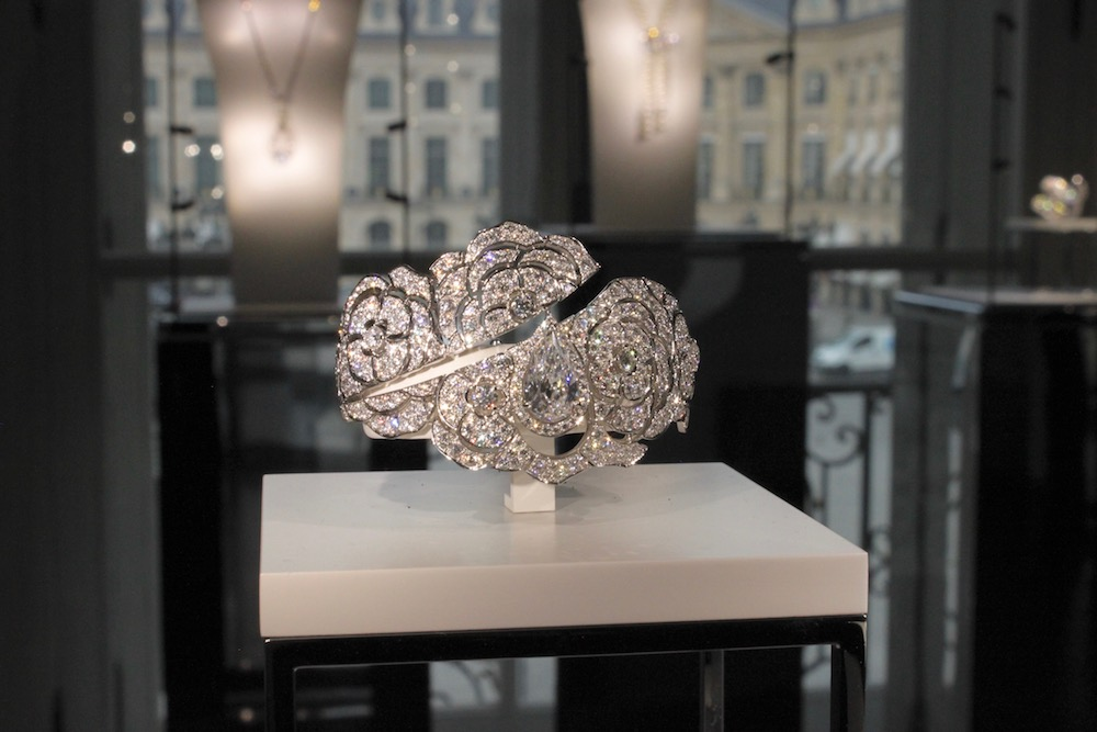 'Gabrielle Chanel' bracelet.