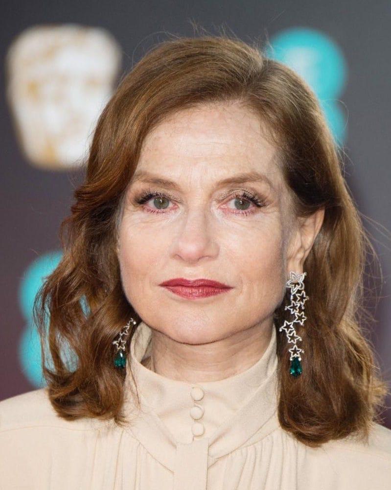 Isabelle Huppert Chopard Earrings BAFTAs 2017 Jewelry.jpeg