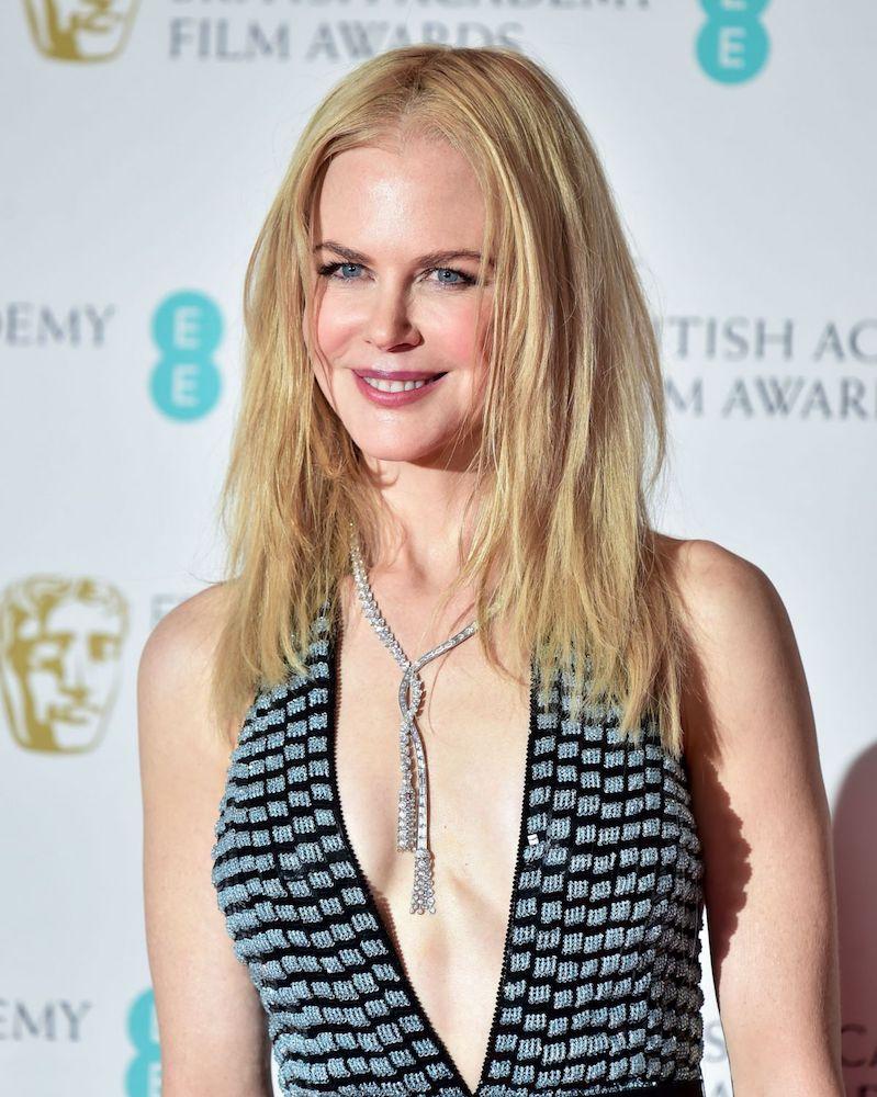 Nicole Kidman Harry Winston Necklace BAFTAs 2017 Jewelry.jpeg