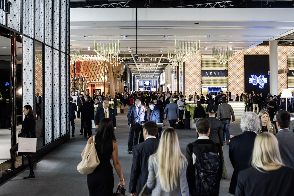 Baselworld 2017 (Image courtesy of Baselworld)