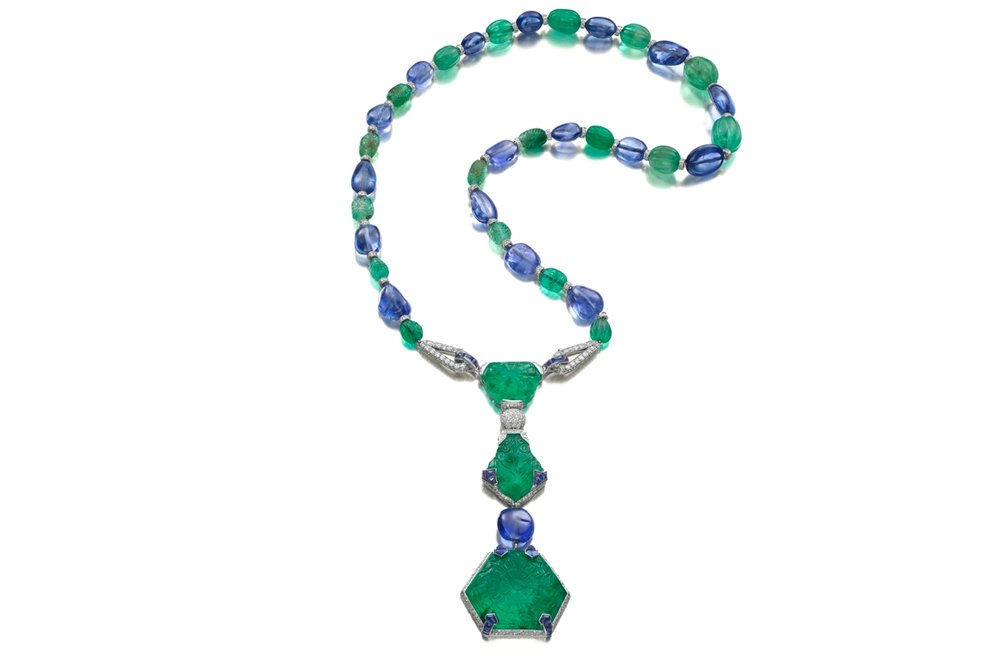 Cartier, Necklace, 1925