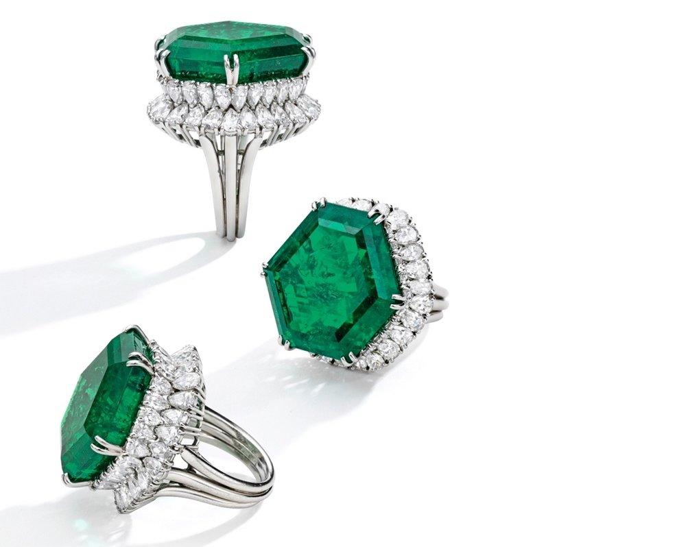 The Stotesbury Emerald
