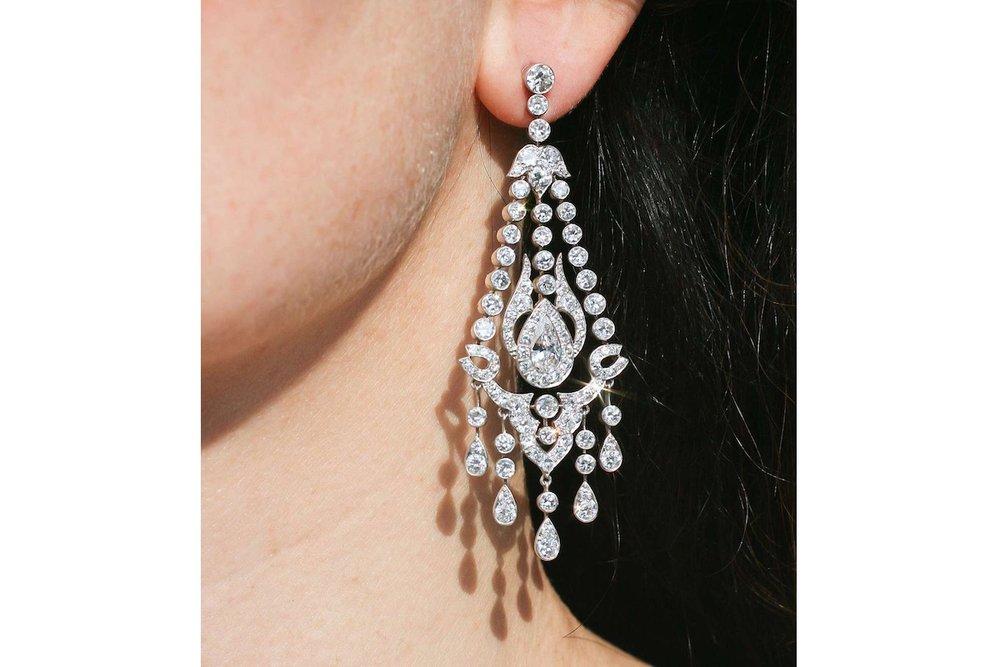 Epoque Fine Jewels Art Deco Earrings (Epoque Fine Jewels)