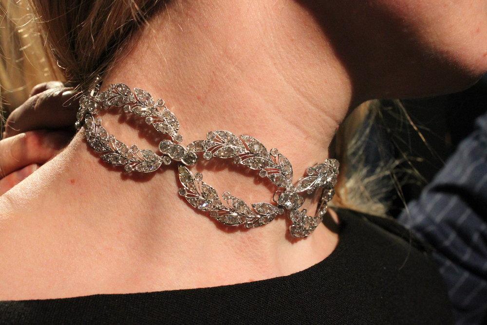 Epoque Fine Jewels Cartier Necklace (Koliero)