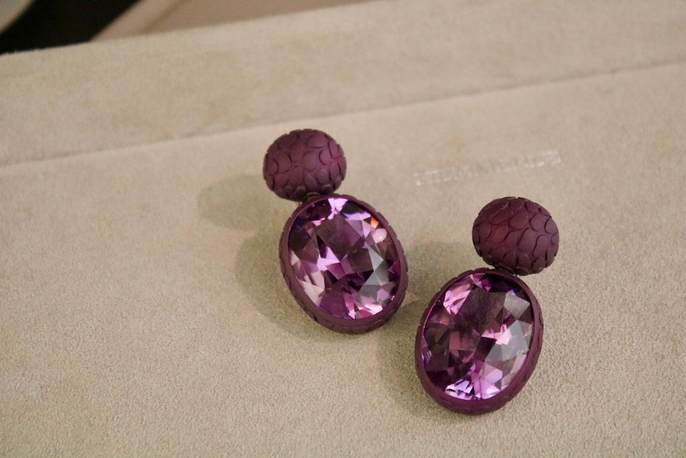 Hemmerle Spinel and Aluminum Earrings.jpg