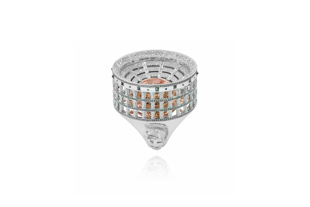 'Imperial Colosseum' ring