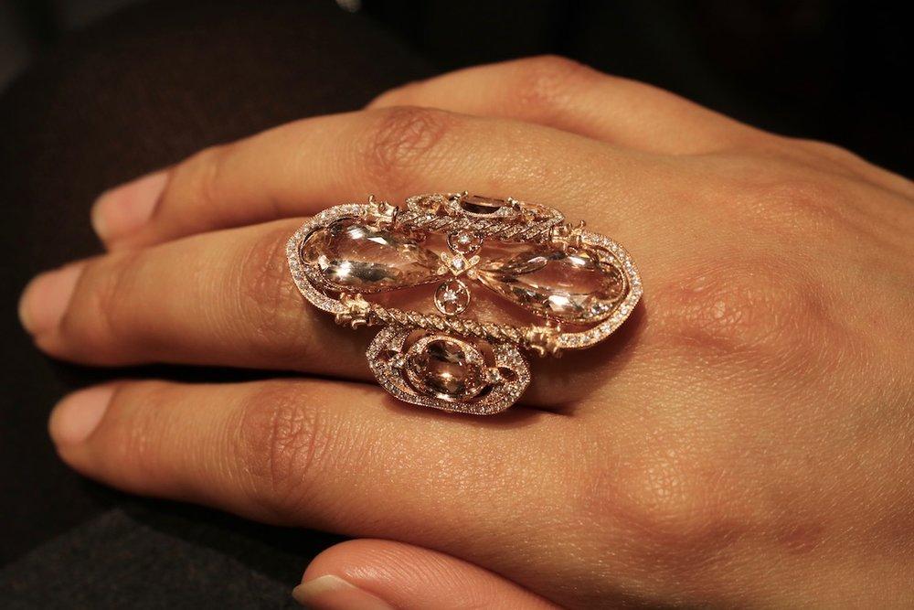 'Florence' ring