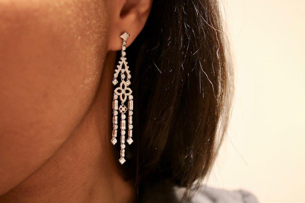 'Milan' earrings