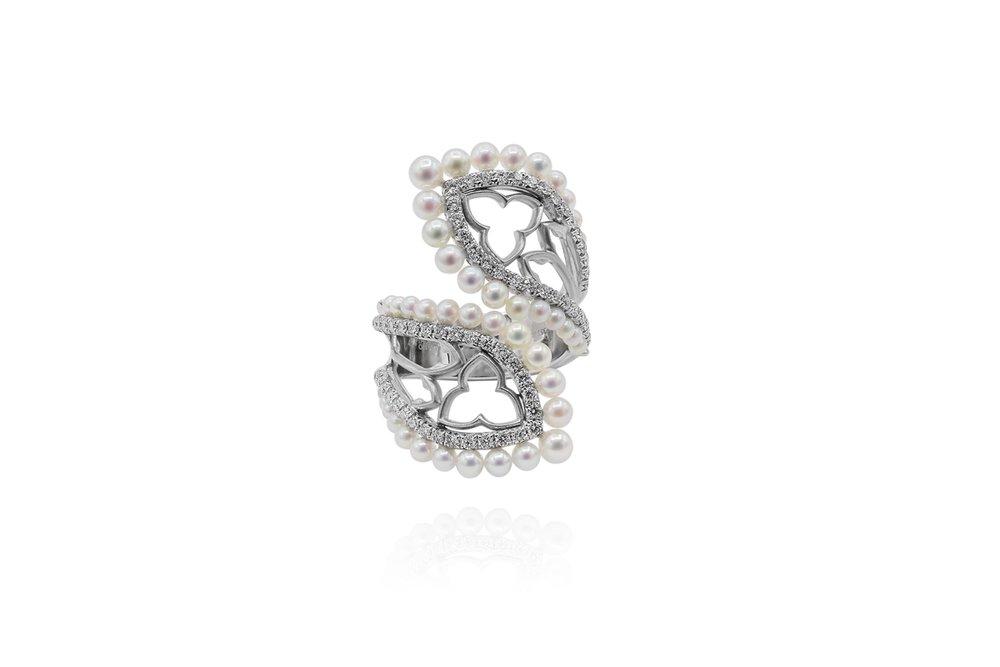 'Milan' ring